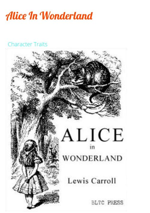Alice Character Traits!