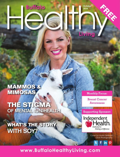 Buffalo Healthy Living October 2014