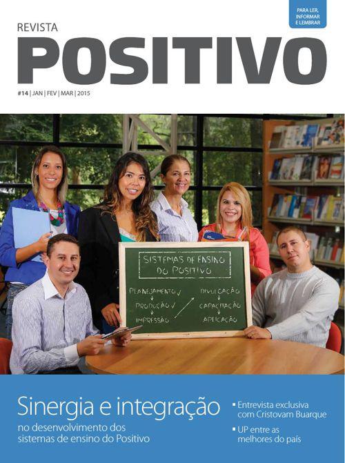 Revista Positivo 14