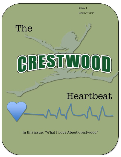 The Crestwood Heartbeat: Issue 2 Summer 2014