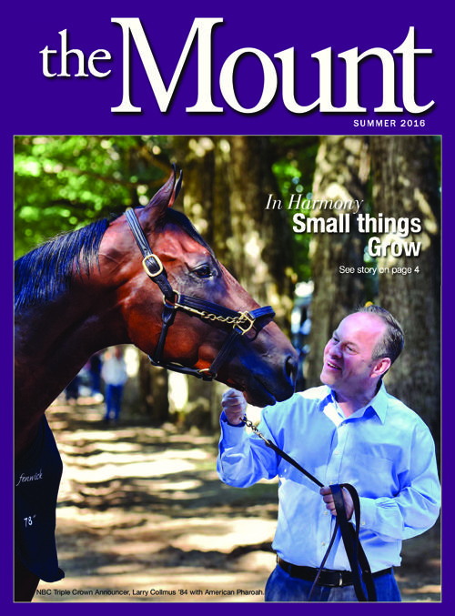 Summer 2016- The Mount Magazine