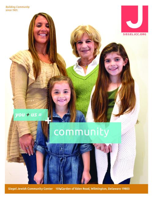 Siegel JCC Member Brochure