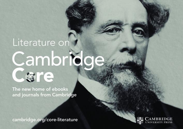 Cambridge Core Literature flyer 2017