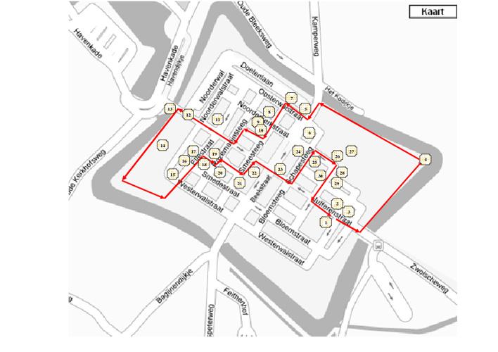 Stadswandeling Elburg