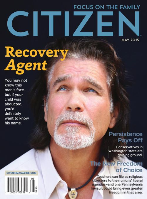Focus on the Family Citizen Magazine, May 2015 issue