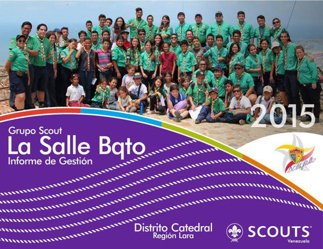 Informe GS La Salle 2015