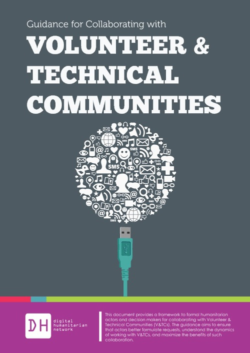 Guidance for Collaborating with Volunteer and Technical Communit