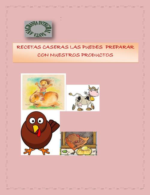 Copy of RECETAS DE SANTA ANA