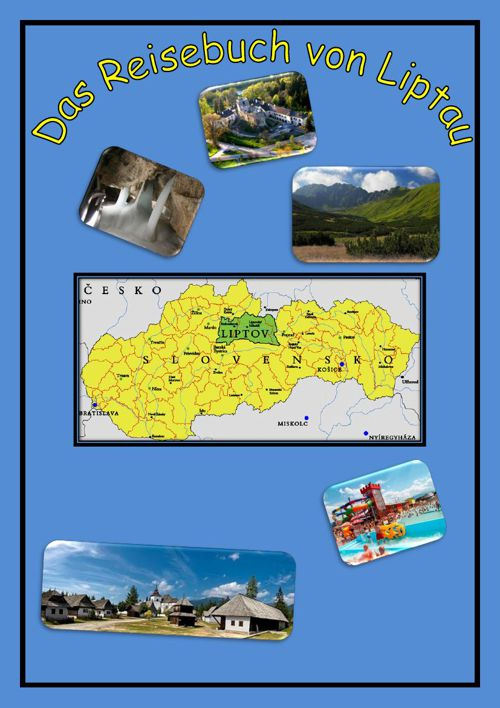 Das Reisebuch von Liptau