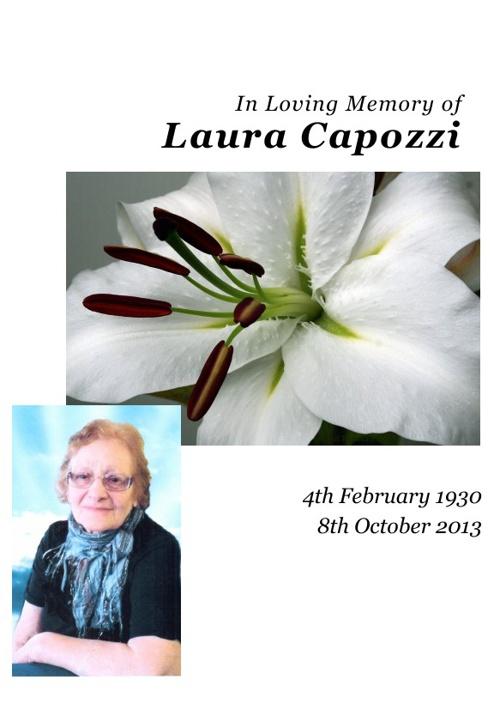 Laura Capozzi
