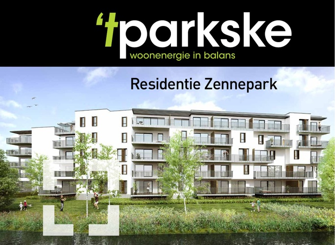 't Parkske: residentie Zennepark