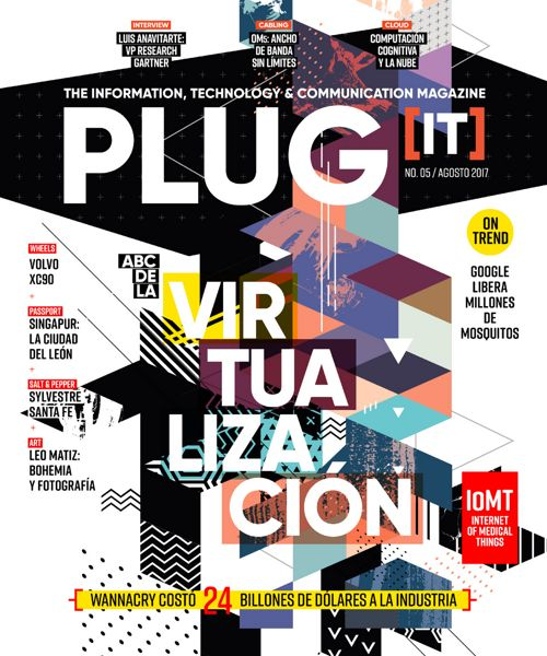 Plug IT Mag #05. Agosto 2017.