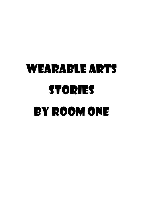 Wearable Arts Room 1