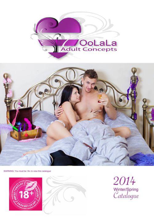OO LA LA Catalogue Winter 2014