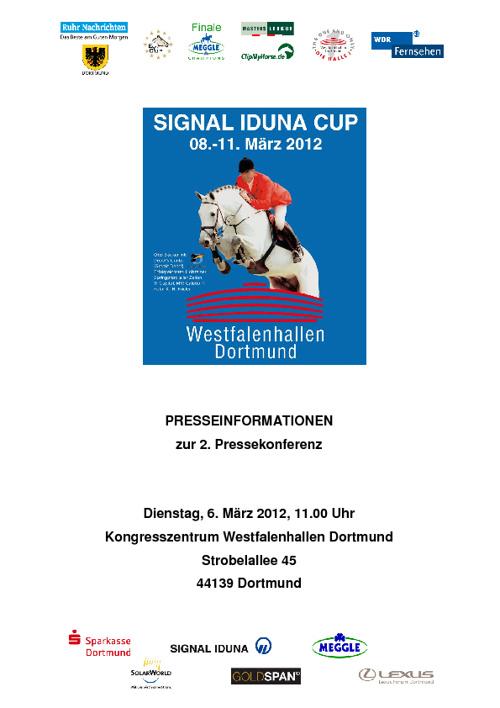 Dortmund Pressemappe