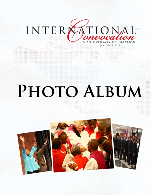 International Convocation 2012 Photo Album