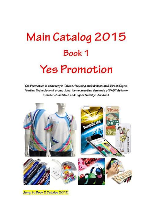 Main Catalog 2015 Yes Promotion