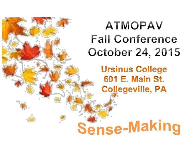ATMOPAV Program Fall 2015
