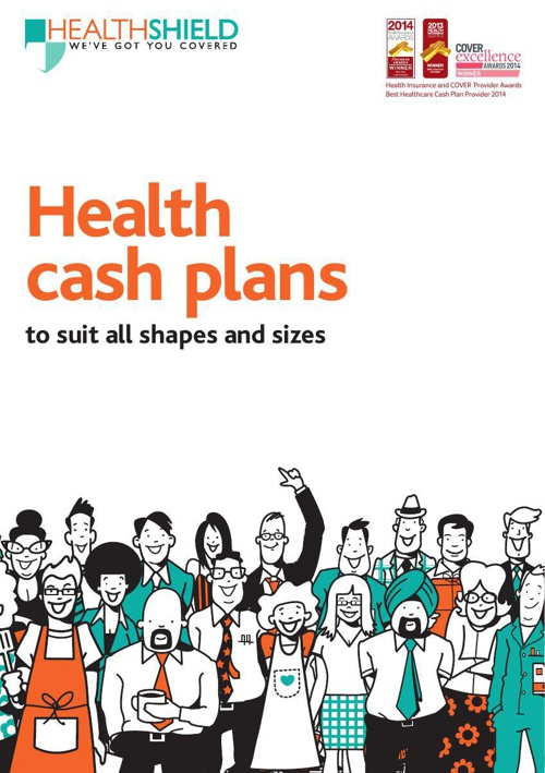 Health Shield Corporate Brochure 9-14