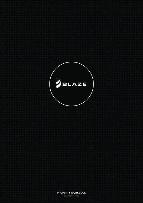 Blaze Property Workbook 1