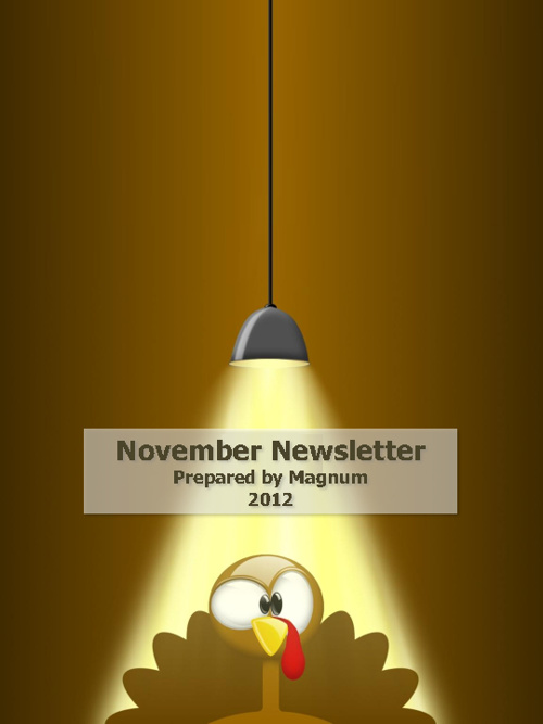 Magnum November Newsletter