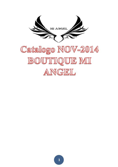 BOUTIQUE MI ANGEL
