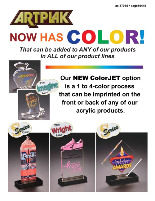 Color Jet Brochure