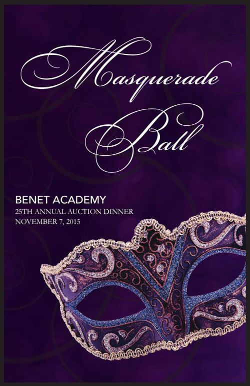 Masquerade Ball Program