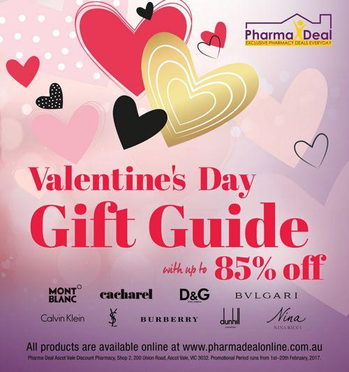 Valentine's Day Catalogue 2017 - Pharma Deal