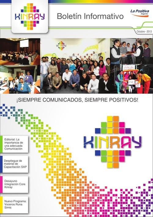 Boletín Kinray N° 005
