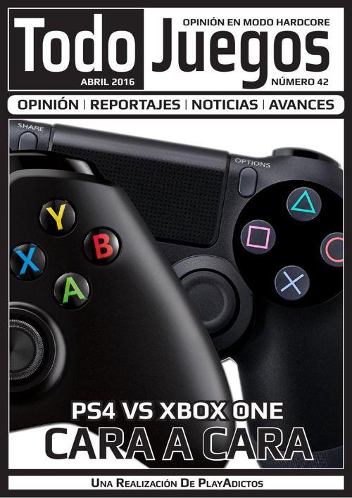 Revista TodoJuegos N°42