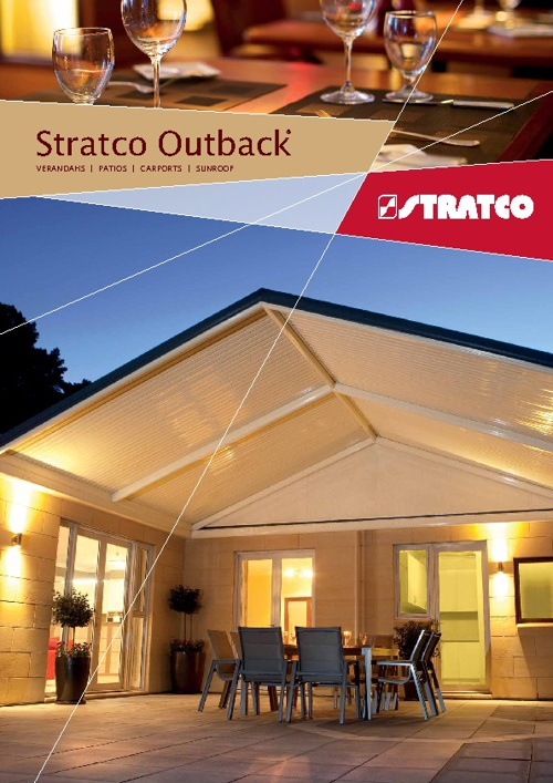 Stratco Outback Book