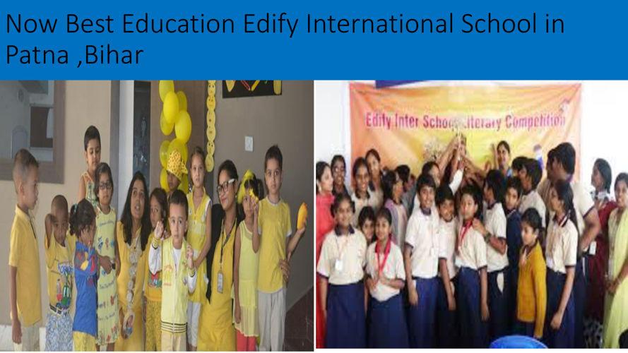 Edify kids School in Patna,