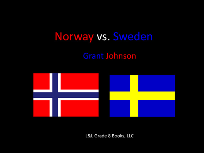 Grant Johnson Norway & Sweden
