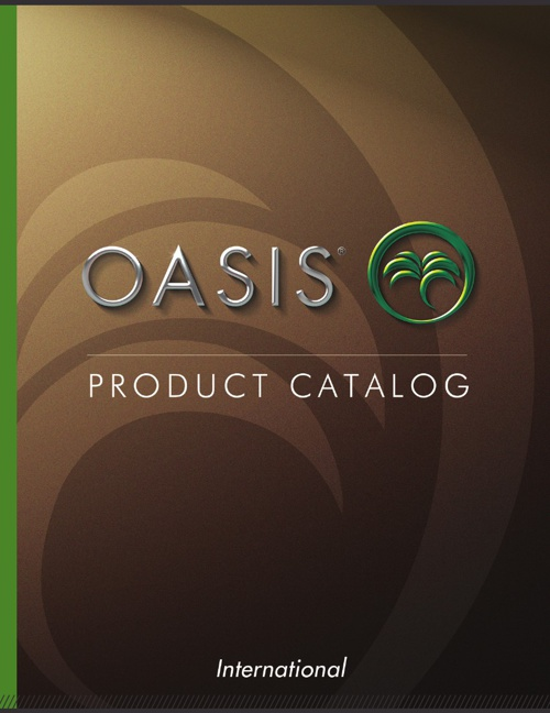 Oasis Product Catalog 2012