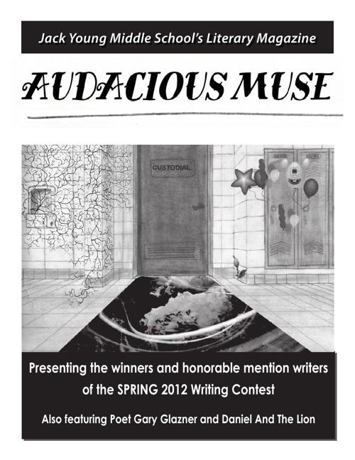 Audacious Muse Magazine 2012