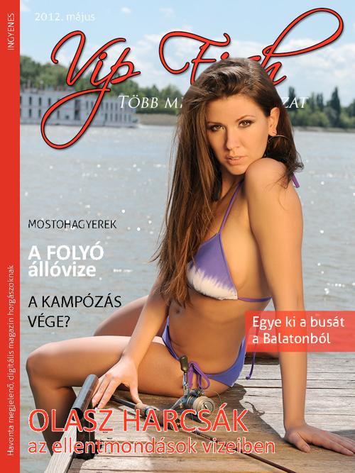 VipFish Magazin 2012 Május