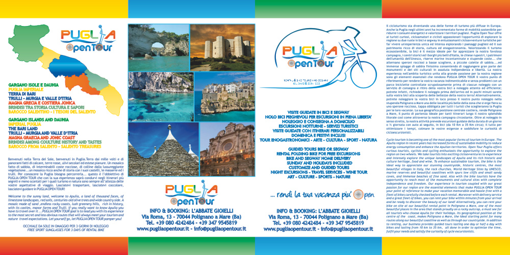 Copy of Puglia Open Tour