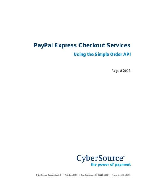 PayPal_Express_SO_API
