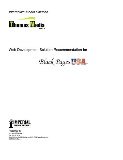 Thomas Media