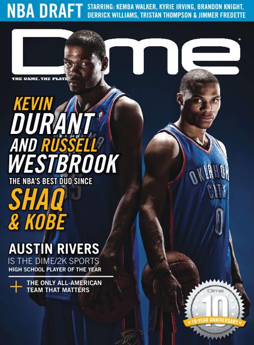 Dime Magazine June 2011