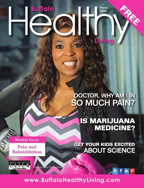 March 2014 Buffalo Healthy Living Magazine