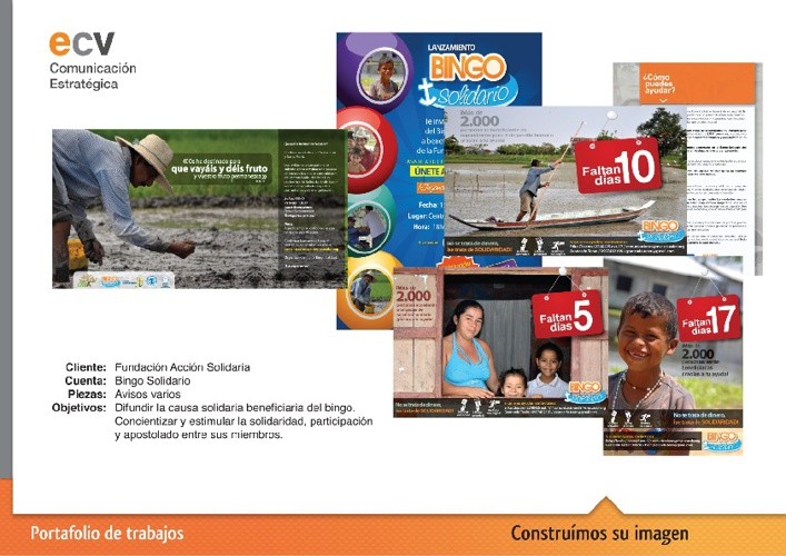 ECV - Portafolio de servicios