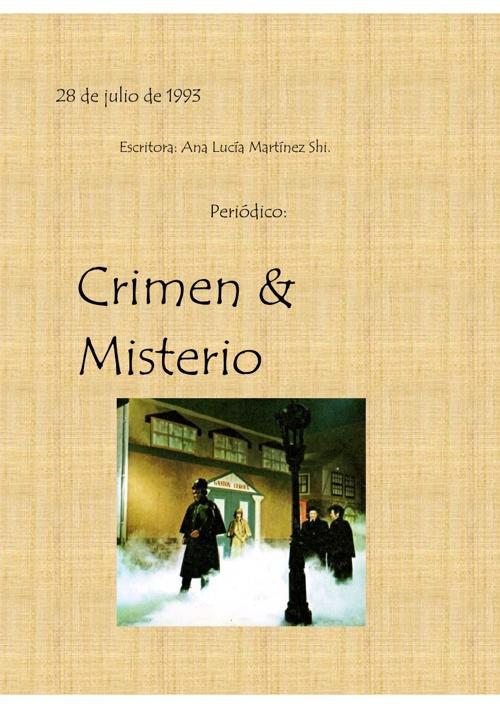Crimen & Misterio