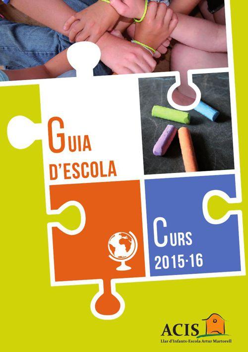 2015-2016 Guia escola