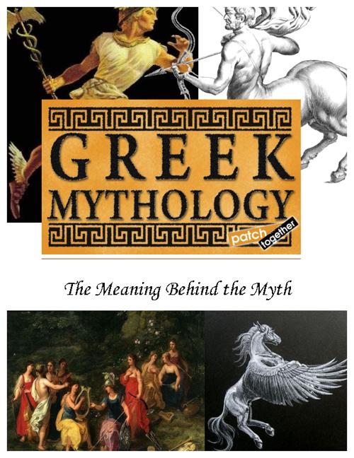 Greek Mythology.