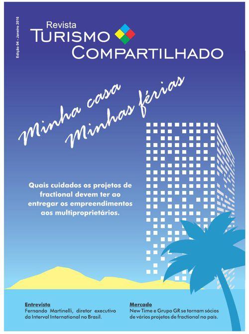 Revista Turismo Compartilhado