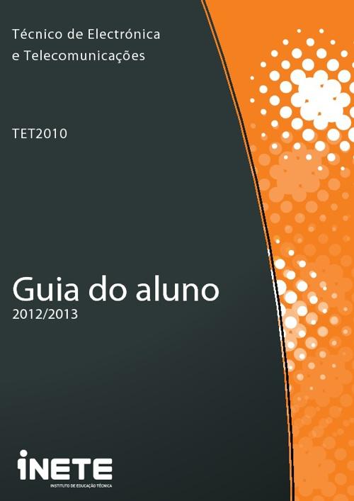 Guia do Aluno 2012/2013 - TET2010