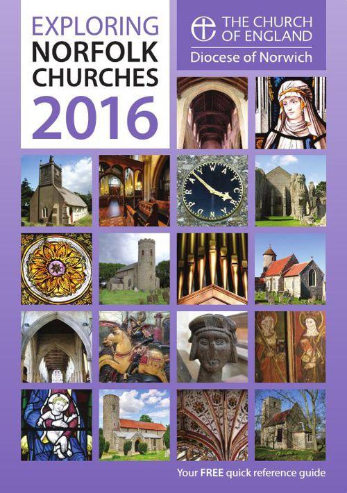 Exploring Norfolk Churches 2016