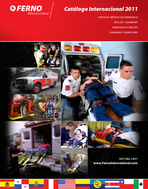 Ferno Spanish Catalog 2011